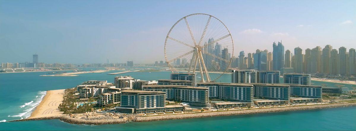 AIN DUBAI - NAJWIĘKSZY NA ŚWIECIE DIABELSKI MŁYN - Podróże i