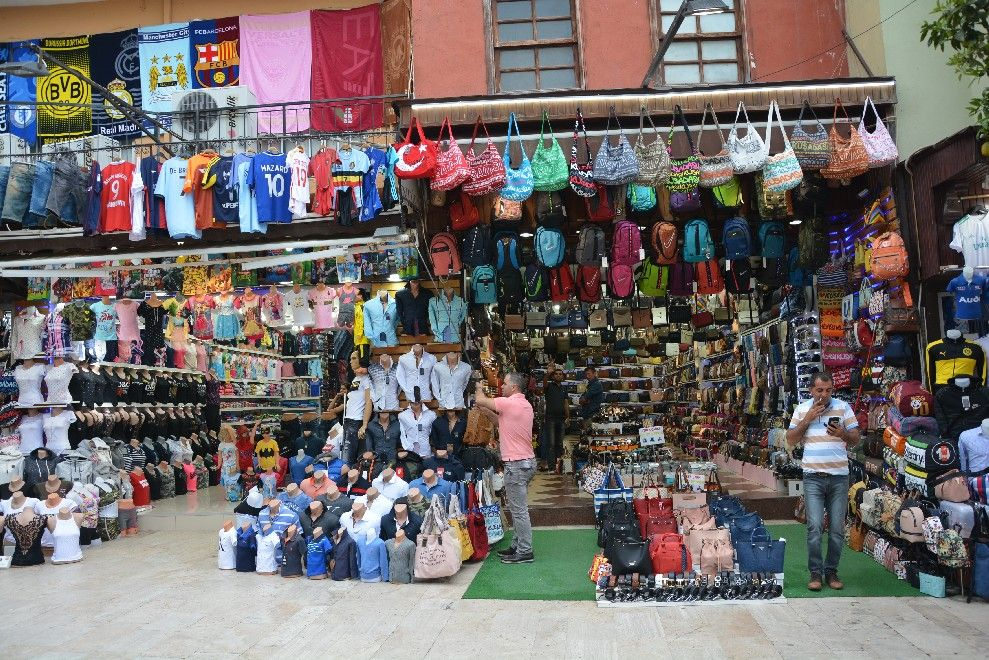 Zakupy Na Istanbul Shopping Fest Podróże I Rekreacja