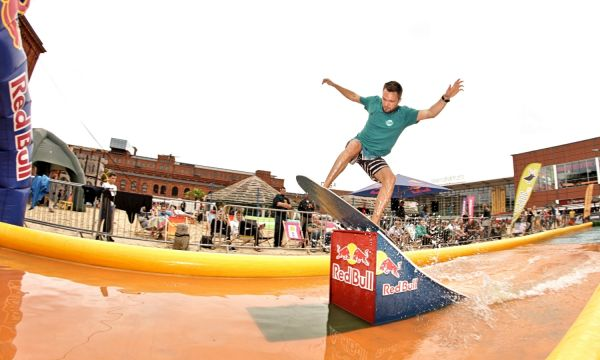 Red Bull Skim It vol.7 [fot. Kuba Kaliszczyk] 1